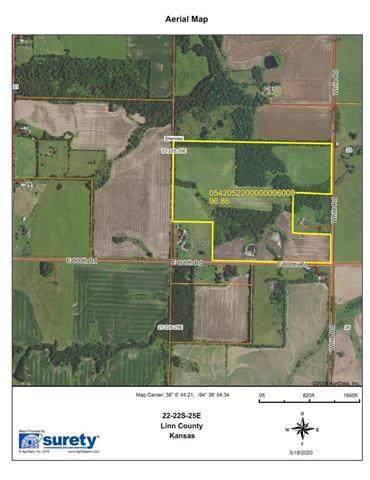 0000 E 600 Road, Pleasanton, KS 66075 (#2221106) :: Dani Beyer Real Estate