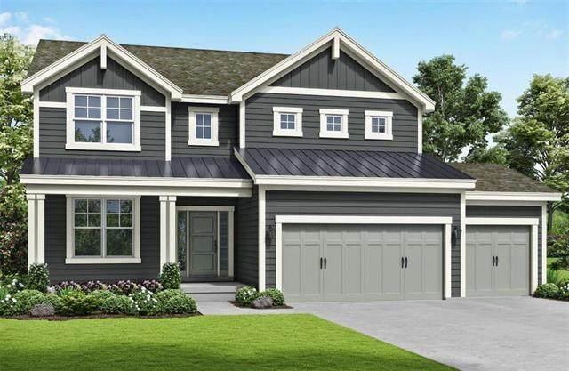 3205 SE Mill Creek Lane, Lee's Summit, MO 64063 (#2221158) :: Ron Henderson & Associates