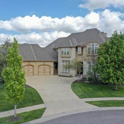 16301 Melrose Street, Overland Park, KS 66221 (#2221338) :: Ron Henderson & Associates
