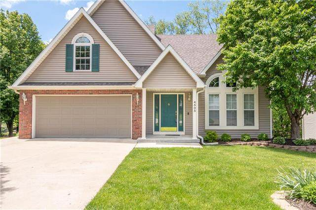 4503 N Heatherwood Drive, St Joseph, MO 64506 (#2221505) :: Eric Craig Real Estate Team