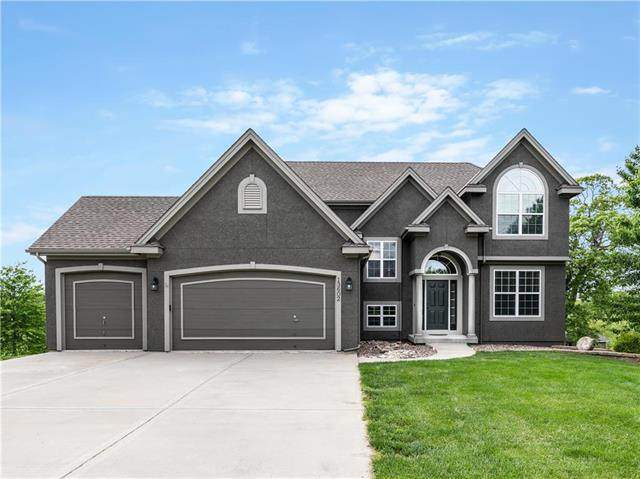 13602 Johnson Place, Smithville, MO 64089 (#2221707) :: House of Couse Group