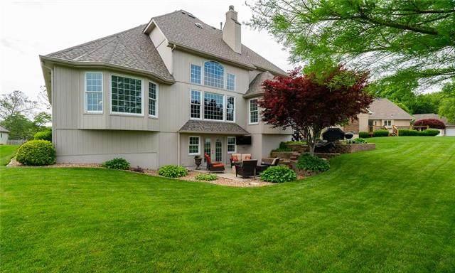 3723 S Milton Drive, Independence, MO 64055 (#2222130) :: Ron Henderson & Associates