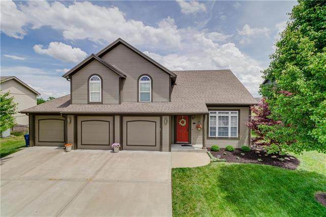 1613 Lauren Lane, Kearney, MO 64060 (#2222257) :: Ask Cathy Marketing Group, LLC