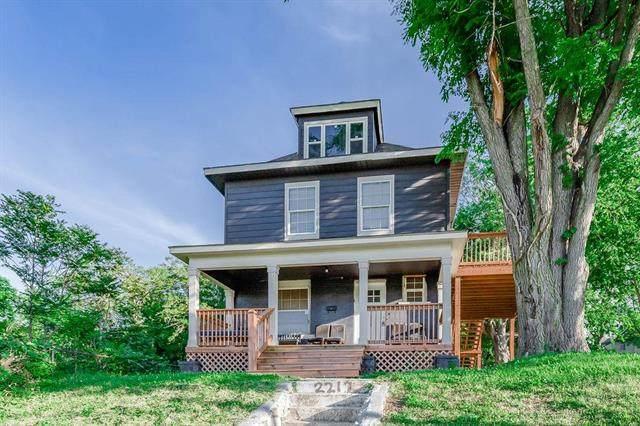 2217 E 21st Street, Kansas City, MO 64127 (#2222390) :: Dani Beyer Real Estate