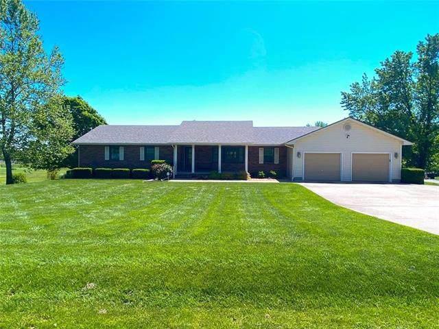 2108 Jayhawk Road, Fort Scott, KS 66701 (#2222464) :: House of Couse Group