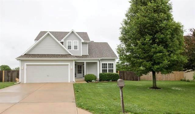 20061 S Crestone Street, Spring Hill, KS 66083 (#2222497) :: Team Real Estate