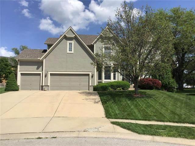 14232 W 132nd Street, Olathe, KS 66062 (#2222526) :: Ron Henderson & Associates