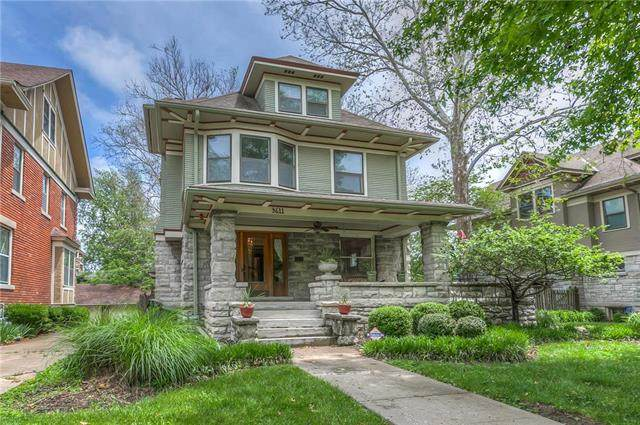3611 Campbell Street, Kansas City, MO 64109 (#2222622) :: House of Couse Group