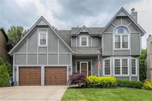 12049 S Rene Street, Olathe, KS 66062 (#2222696) :: Ron Henderson & Associates
