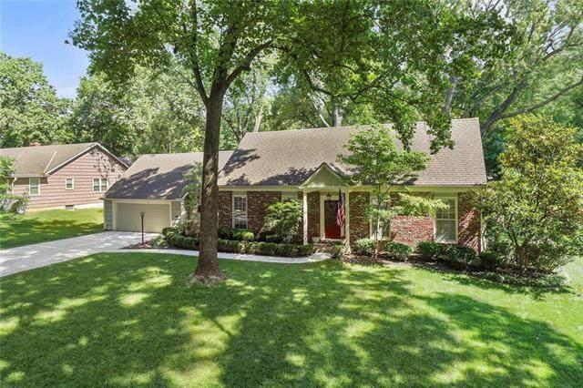 3414 W 92nd Place, Leawood, KS 66206 (#2222765) :: Ron Henderson & Associates