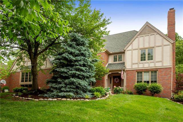 12505 Norwood Road, Leawood, KS 66209 (#2222799) :: The Shannon Lyon Group - ReeceNichols