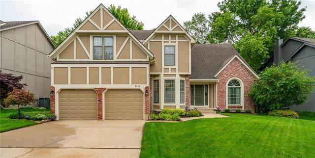 9118 W 131st Place, Overland Park, KS 66213 (#2222809) :: Dani Beyer Real Estate