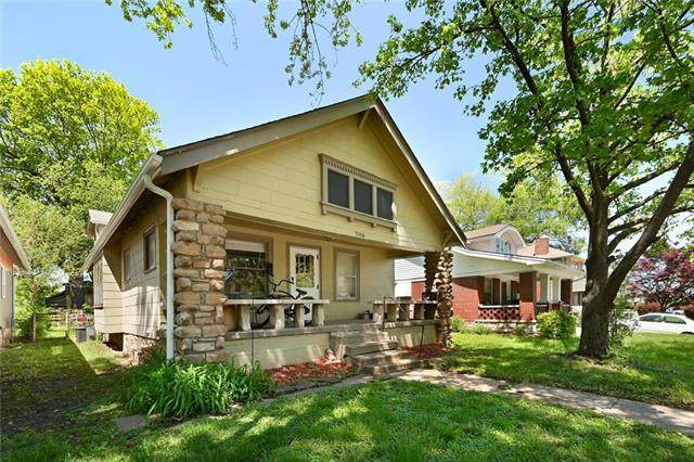 5508 Tracy Avenue, Kansas City, MO 64110 (#2222928) :: Ron Henderson & Associates