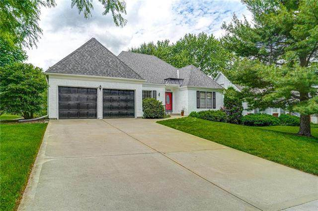 14903 W 84TH Terrace, Lenexa, KS 66215 (#2222930) :: House of Couse Group
