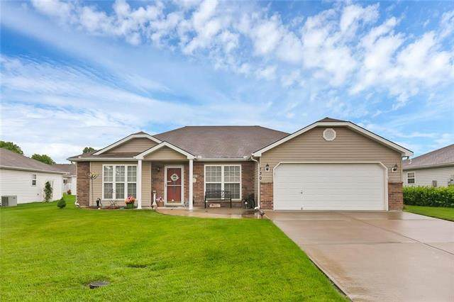 730 Seminole Court, Raymore, MO 64083 (#2222940) :: Ask Cathy Marketing Group, LLC