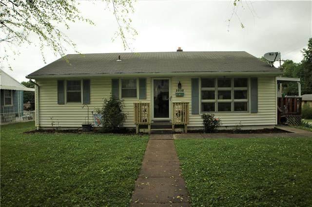 3535 Scott Street, St Joseph, MO 64507 (#2222962) :: Ron Henderson & Associates