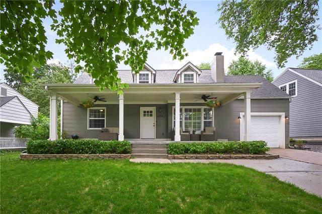 4016 W 73rd Terrace, Prairie Village, KS 66208 (#2223086) :: Ron Henderson & Associates