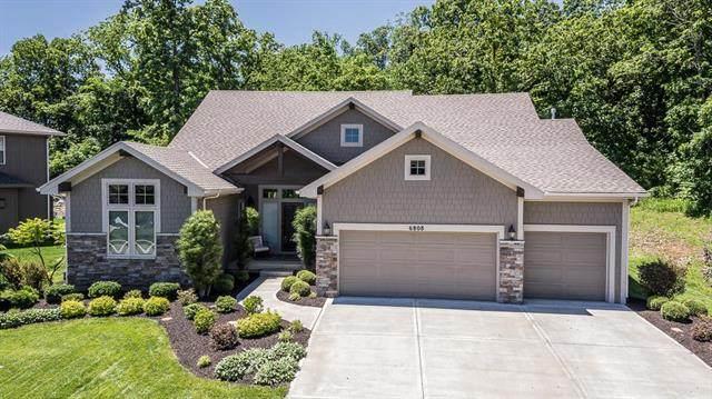 6808 Millbrook Street, Shawnee, KS 66218 (#2223101) :: House of Couse Group