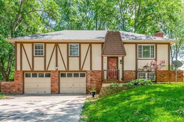 216 SW Rockwood Street, Blue Springs, MO 64014 (#2223199) :: Ron Henderson & Associates