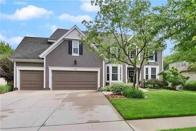 4849 W 138 Terrace, Leawood, KS 66224 (#2223211) :: Ask Cathy Marketing Group, LLC