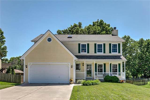 7715 NE 72nd Terrace, Kansas City, MO 64158 (#2223234) :: Dani Beyer Real Estate