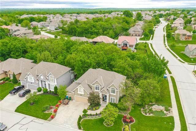 4401 NE Hideaway Drive, Lee's Summit, MO 64064 (#2223303) :: Ron Henderson & Associates