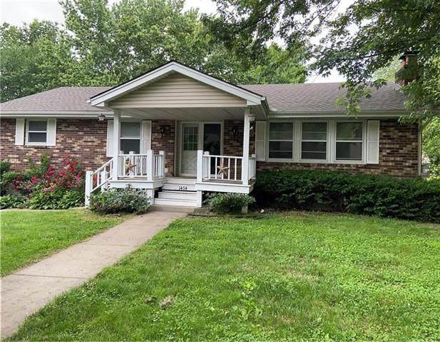 1404 Robin Street, Kearney, MO 64060 (#2223374) :: Ron Henderson & Associates
