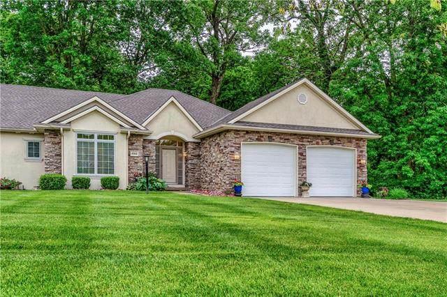 4302 Hidden Valley Drive, St Joseph, MO 64506 (#2223392) :: Ron Henderson & Associates