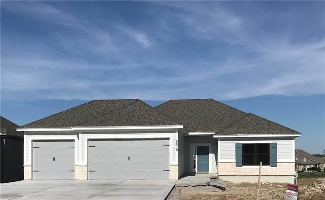 6619 Mccormick Drive, Shawnee, KS 66226 (#2223400) :: Kedish Realty Group at Keller Williams Realty
