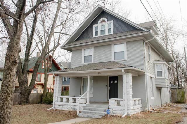 915 E 29th Street, Kansas City, MO 64109 (#2223403) :: Ron Henderson & Associates