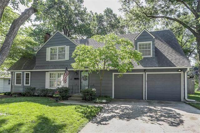4819 W 77th Street, Prairie Village, KS 66208 (#2223439) :: Ron Henderson & Associates