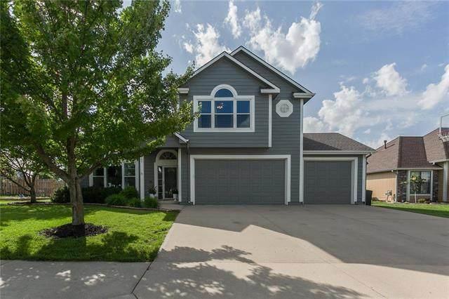 1305 Thomas Drive, Louisburg, KS 66053 (#2223494) :: House of Couse Group