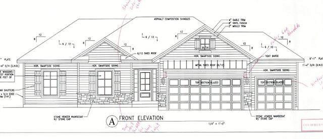 8101 SE Juniper Court, Blue Springs, MO 64014 (#2223521) :: Ron Henderson & Associates