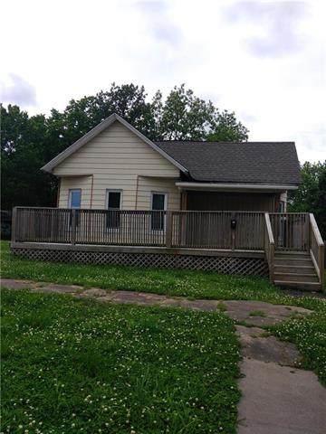 120 N Judson Street, Fort Scott, KS 66701 (#2223538) :: Ron Henderson & Associates