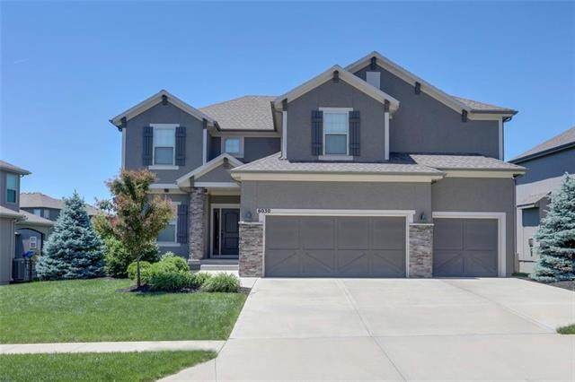 6030 Redbud Street, Shawnee, KS 66218 (#2223539) :: House of Couse Group