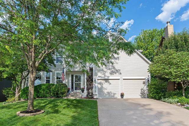 4820 Millridge Street, Shawnee, KS 66226 (#2223558) :: House of Couse Group