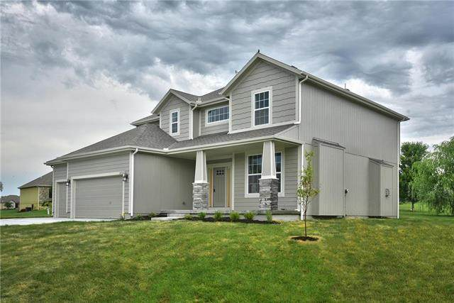 420 N Ferrel Street, Olathe, KS 66061 (#2223566) :: The Shannon Lyon Group - ReeceNichols