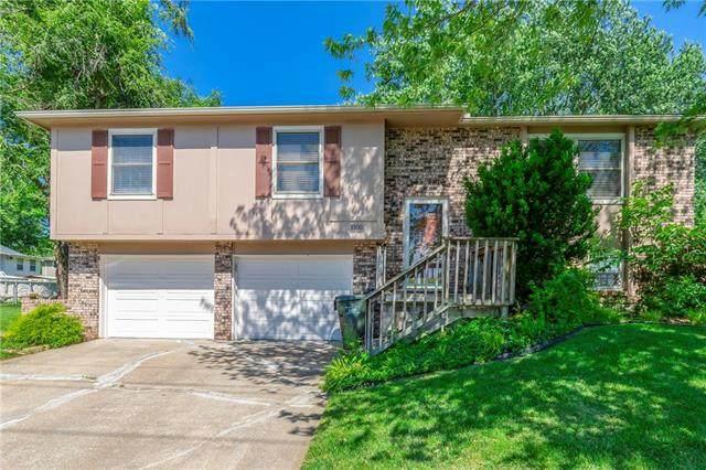 1105 S Holden Street, Warrensburg, MO 64093 (#2223597) :: Ron Henderson & Associates