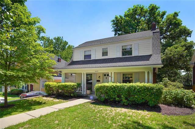 1415 W 50th Terrace, Kansas City, MO 64112 (#2223606) :: Ron Henderson & Associates