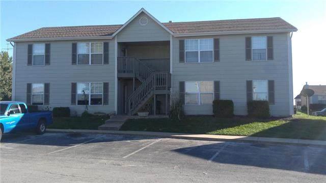 816 E Saddlewood Street, Gardner, KS 66030 (#2223678) :: House of Couse Group