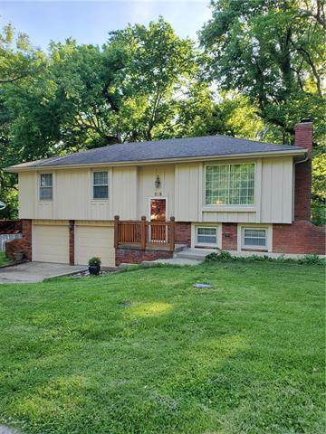 608 Spruce Avenue, Liberty, MO 64068 (#2223689) :: Ron Henderson & Associates
