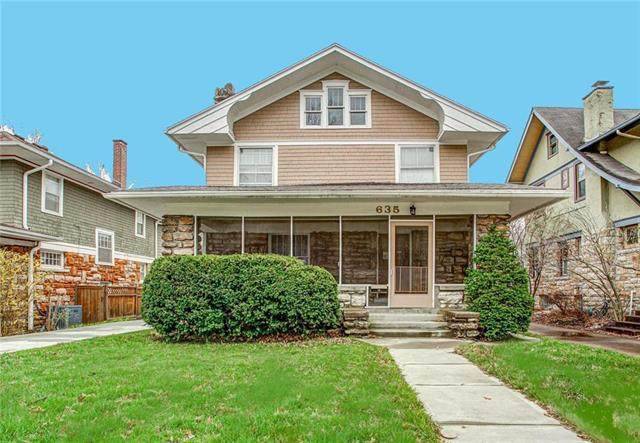 635 W 59th Street, Kansas City, MO 64113 (#2223697) :: Jessup Homes Real Estate | RE/MAX Infinity