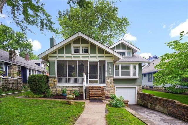 5808 Holmes Street, Kansas City, MO 64110 (#2223720) :: Dani Beyer Real Estate