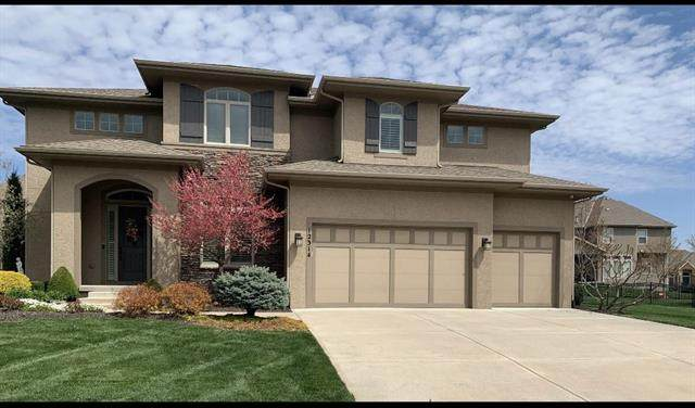 12314 W 164th Terrace, Overland Park, KS 66221 (#2223749) :: Austin Home Team