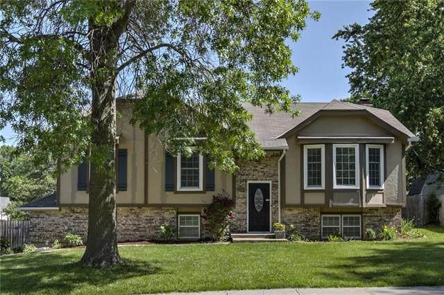 16120 W 153RD Terrace, Olathe, KS 66062 (#2223804) :: House of Couse Group