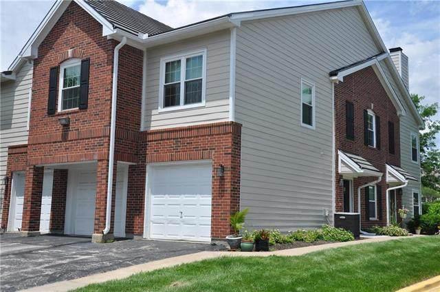11616 Tomahawk Creek #K Parkway, Leawood, KS 66211 (#2223836) :: Dani Beyer Real Estate