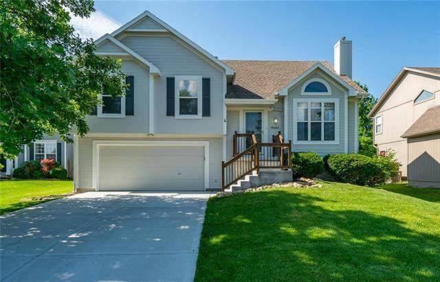 18685 W 159TH Terrace, Olathe, KS 66062 (#2223888) :: House of Couse Group