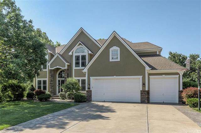 2405 SW Winterfield Court, Lee's Summit, MO 64081 (#2223930) :: Kedish Realty Group at Keller Williams Realty