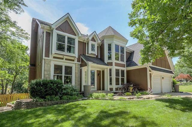 16517 W 132nd Street, Olathe, KS 66062 (#2223942) :: House of Couse Group