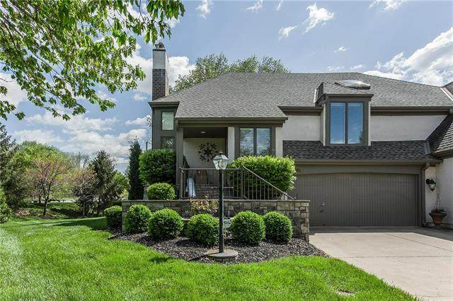 12818 Linden Street, Leawood, KS 66209 (#2223979) :: House of Couse Group